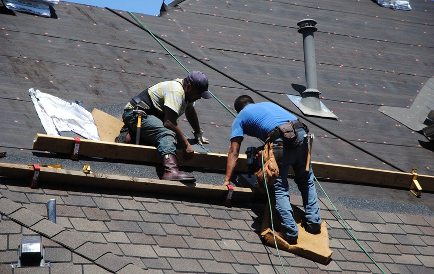 Roof Maintenance in Orlando