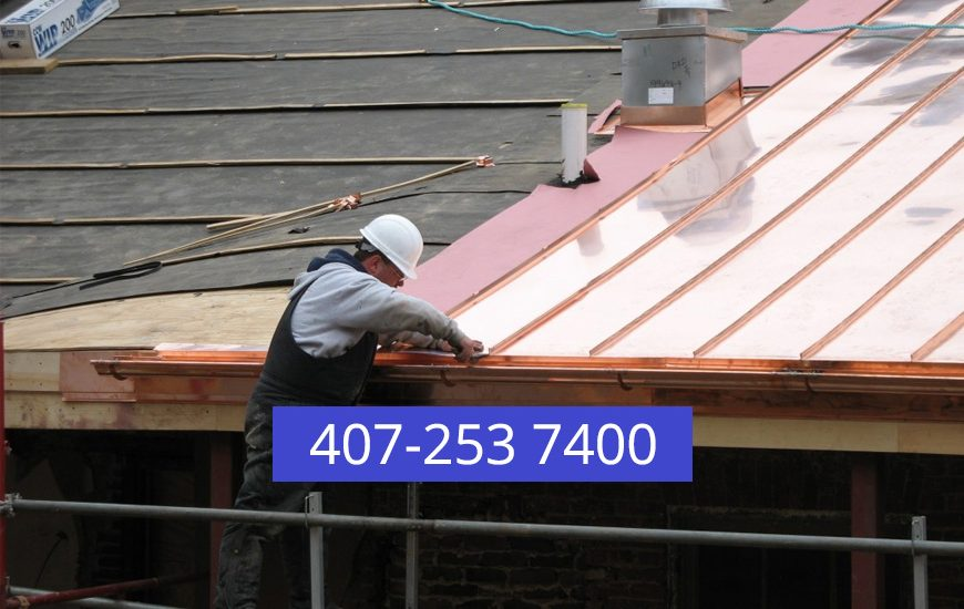 Mobile Roof Repair Orlando